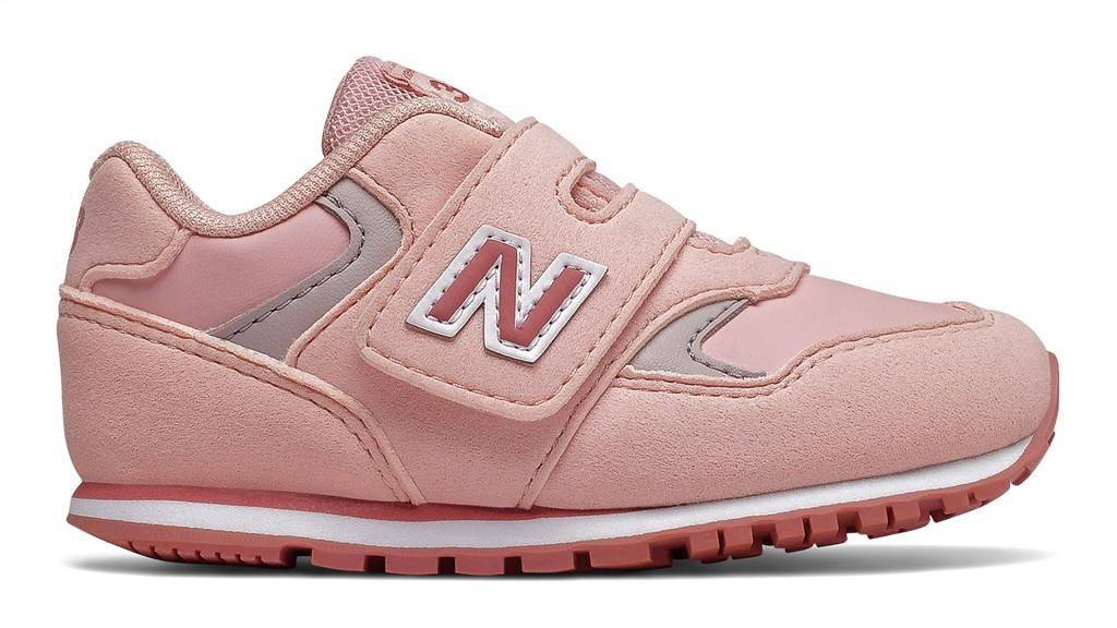 New Balance - IV393CPK - pink/grey